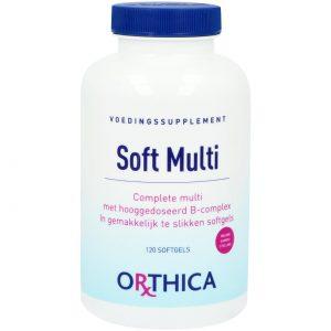 Orthica Soft Multi(120 softgels)