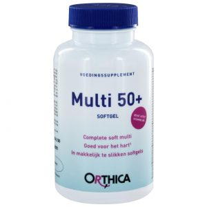 Orthica Multi 50+(60 softgels)