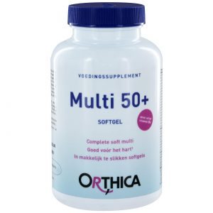 Orthica Multi 50+(120 softgels)