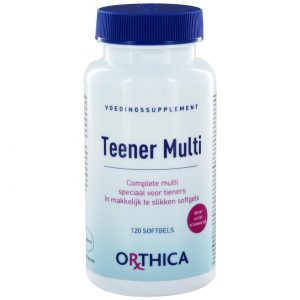 Orthica Teener Multi(120 softgels)