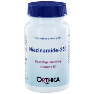 Orthica Niacinamide-250(90 tab)