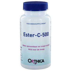 Orthica Ester-C-500(90 tab)