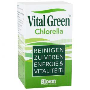 Bloem Vital Green Chlorella(1000 tab)
