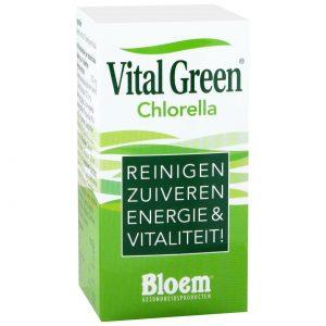 Bloem Vital Green Chlorella(200 tab)
