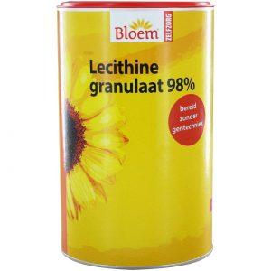 Bloem Lecithine granulaat 98%(400 gram)