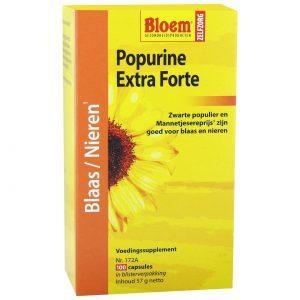 Bloem Popurine Extra Forte(100 caps)