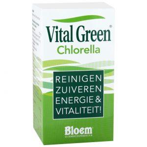 Bloem Vital Green Chlorella(600 tab)