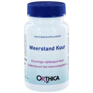 Orthica Weerstand Kuur(30 caps)