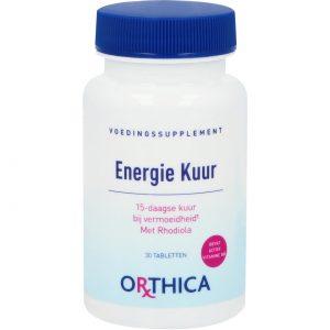 Orthica Energie Kuur(30 tab)