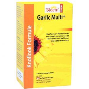 Bloem Garlic Multi+(100 softgels)