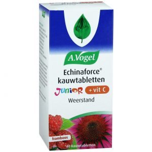 A. Vogel Echinaforce Junior + Vitamine C (framboos)
