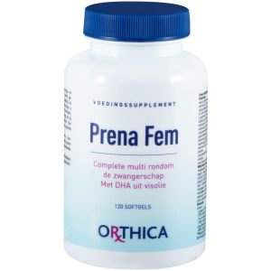 Orthica Prena Fem(120 softgels)