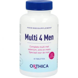 Orthica Multi 4 Men(60 tab)
