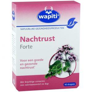 Wapiti Nachtrust Forte(40 drag)