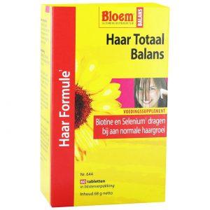 Bloem Haar Totaal Balans(60 tab)