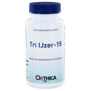 Orthica Tri IJzer-15(90 tab)