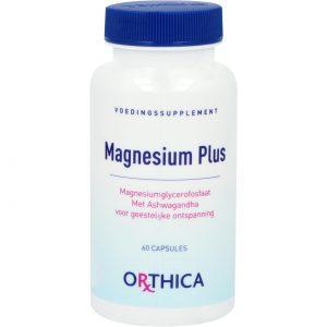 Orthica Magnesium Plus(60 caps)