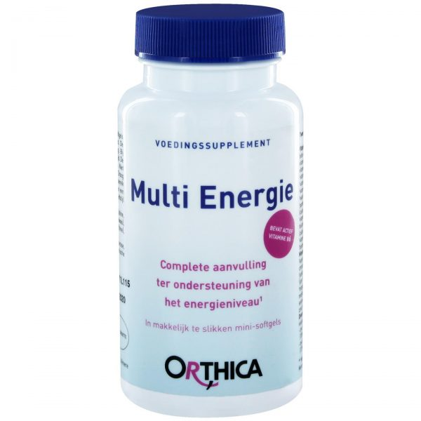 Orthica Multi Energie(60 softgels)