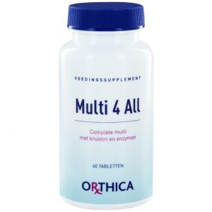 Orthica Multi 4 All(60 tab)