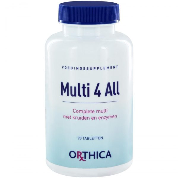 Orthica Multi 4 All(90 tab)