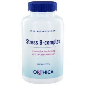 Orthica Stress B-complex(180 tab)