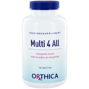 Orthica Multi 4 All(180 tab)