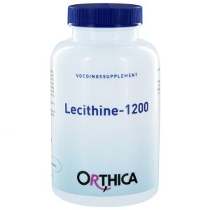 Orthica Lecithine-1200(90 softgels)