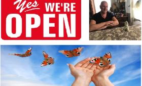 Nieuwe norm praktijk open