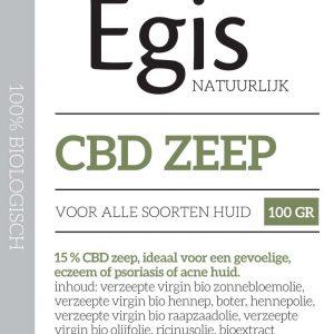 CBD zeep 100 gram