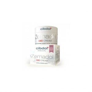 Zemadol CBD crème Cibdol 50ml